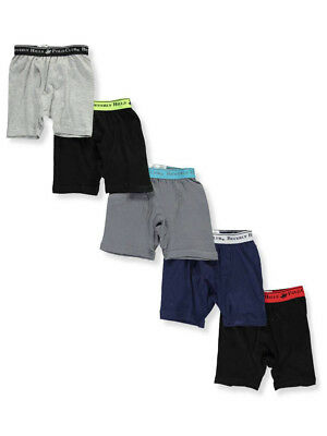 Beverly Hills Polo Club Little Boys' Toddler 5-Pack Boxer Briefs (Sizes 2T - 4T