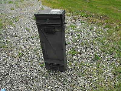 "120MM LARGE AMMO CAN  31.5""x 11.25""x 5.5"" TALL AIRTIGHT STORAGE BOX SUPPLY CACHE"