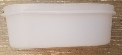 TUPPERWARE #1611 2 Cups Oval Modular Mate #1 Container REPLACEMENT