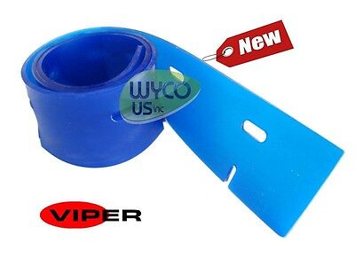 Oem Part, Front Squeegee Blade, Viper Fang 18C Floor Scrubbers, Vf82062, 8B
