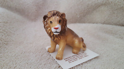 Hagen Renaker Lion Figurine Miniature Large Gift New Collect Free Shipping 02093