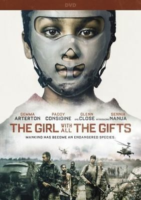 The Girl with All the Gifts (DVD,2017)