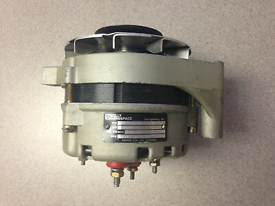 Kelly Aerospace alternator D0FF10300JR, 15V/60A, GREAT LOOKING / WORKING UNIT!!!