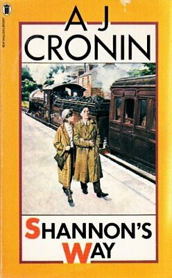 Shannon's Way by Cronin, A. J. Paperback Book The Cheap Fast Free Post