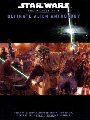 Star Wars Ultimate Alien Anthology by Cagle, Eric Hardback Book The Cheap Fast