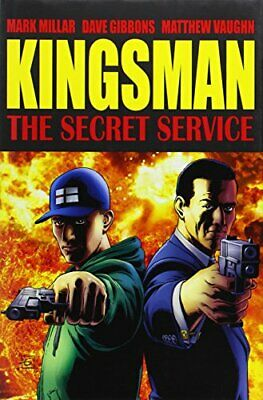 The Secret Service - Kingsman by Dave Gibbons Book The Cheap Fast Free Post