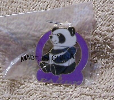 Pandy Balloon Pin