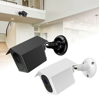 Wall Mounted Holder Bracket + Outdoor Protective Case Cover for Arlo Pro/Pro2