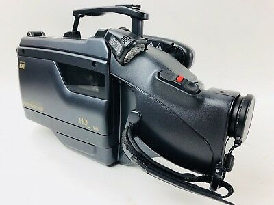 Sears and Roebuck CCD Series LXI Video Camera Recorder w/Bag and Accessories