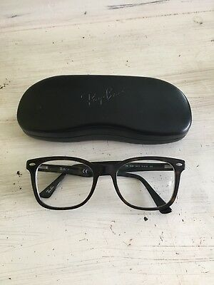 b7cab7f772 GENUINE RAYBAN PRESCRIPTION Frames Glasses Tortoise Shell RB 5285 ...