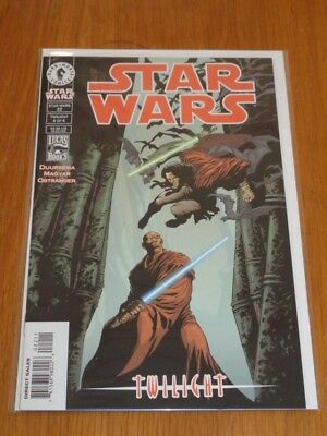 Star Wars #22 Twilight #4 Dark Horse September 2000 High Grade Copy