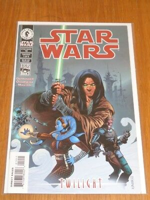 Star Wars #19 Twilight #1 Dark Horse June 2000 High Grade Copy