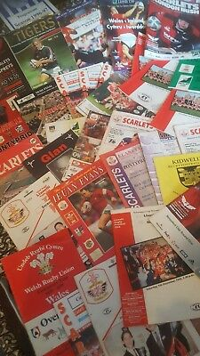Rugby programmes