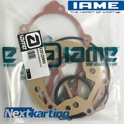 Iame X30 Full Gasket Set Next Karting Kart Shop.