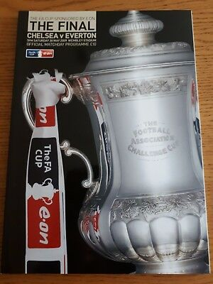 2009 F.A.Cup Final  -  Chelsea v Everton