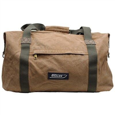 Boston Whaler Dri Duck 45L Weekender Duffel Khaki