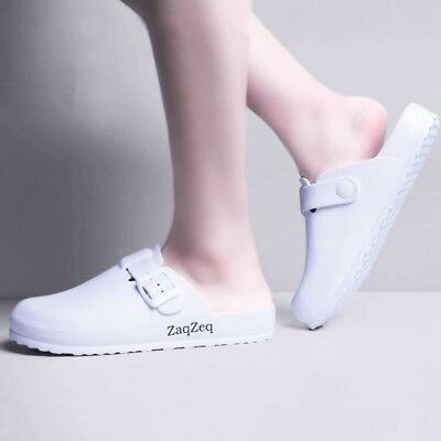 New Medical Shoes Hospital Nursing Surgical Slippers Kitchen Chef Non-slip Shoes