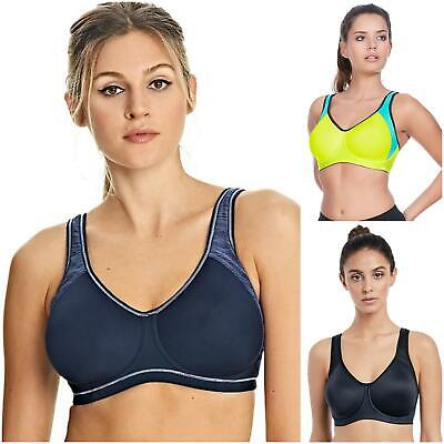 Freya Active Sonic Sports Bra 4892 Moulded Underwired High Impact