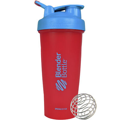 Blender Bottle Special Edition 28 oz. Shaker with Loop Top - Sonic