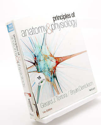 READ DESCRIPTION! PRINCIPLES of Anatomy and Physiology Tortora 14th ...