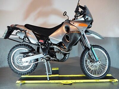 2003 Ktm 640 Adventure ,big offroad thumper LC4 engined great fun used machine