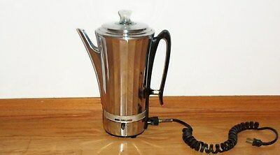 Vintage Universal Coffeematic Coffee Percolator 12 cup  4582