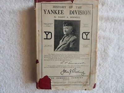 History of the Yankee Division WWI