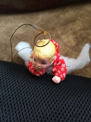 SIMPICH Cloud Baby Angel Christmas Ornament