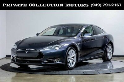 2015 Tesla Model S  2015 Tesla Model S P85D MSRP $122,420 Autopilot Rear Facing Seats