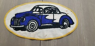 Vintage 1940 Ford Club Jacket Patch