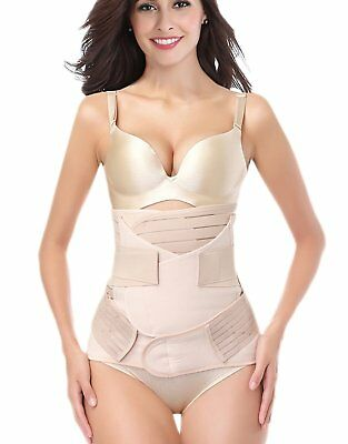 Postpartum Girdle Support Recovery Belly Waist Pelvis Belt Shapewear Wrap Corset