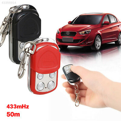 Universal 433MHz Cloning Waterproof Remote Control Gate Car Key Fob Cloner