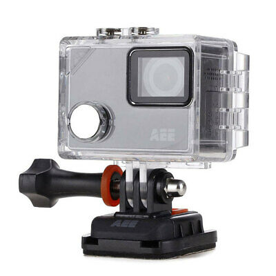 AEE CAMS Lyfe Silver 4K UHD WiFi 40m Waterproof Sport Action Video Record Camera