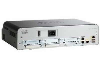 CISCO1941-SEC/K9 Router Security Licensed With PoE psu Supported