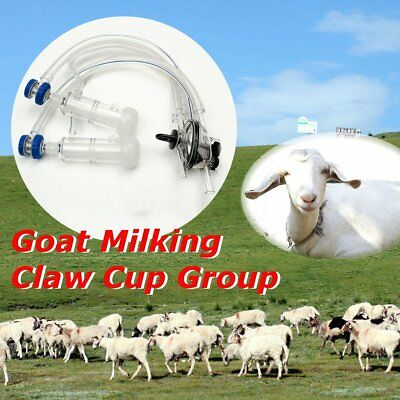 Goat Sheep Cow Milk Claw Cup Milker Hand Liner for Vacuum Pump Milking Machine