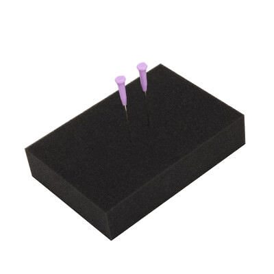 Needle Pin Dense Foam Pad Insertion Craft Felting Tool Wool Felt Accessories AU