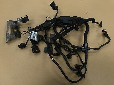vauxhall corsa c 1 2 z12xep top engine wiring loom harness 03 06 rh picclick co uk Spark Plug Wire Looms Cloth Wire Loom