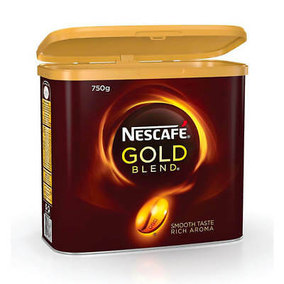 Nescafe Gold Blend Instant Coffee Tin 750g 12284102