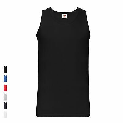 Fruit of the Loom Valueweight Athletic Vest Axelshirt