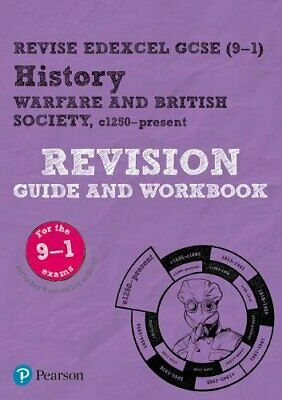 Revise Edexcel GCSE (9-1) History Warfare and British Soci... by Payne, Victoria