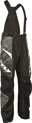 Fly Racing SNX Pro Snowmobile Pants Insulated Black