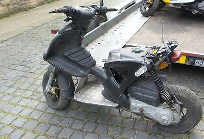 GILERA ICE 50 cc SCOOTER BREAKING  - BARE ENGINE  ONLY NO OTHER BITS