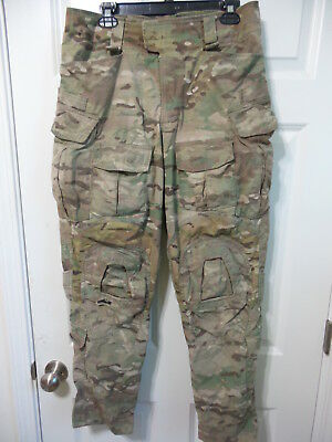 75th RANGER CRYE PRECISION G3 ARMY OCP MULTICAM COMBAT PANTS TROUSERS 34 REGULAR