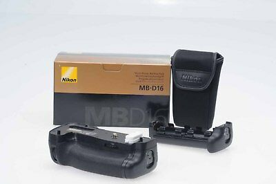Genuine OEM Nikon MB-D16 Multi Power Battery Pack Grip for D750             #128