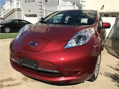2015 Nissan Leaf S w/Cold Weather Pkg Quick Charge Sys 2015 Nissan LEAF S w/Cold Weather Pkg Quick Charge  Bluetooth Warranty OneOwner