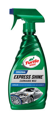 New!! Turtle Wax T136R Express Shine Spray Car Wax, 16 Oz, Shine And Protection