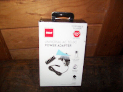 RCA Universal AC to DC power adapter AH50BZ