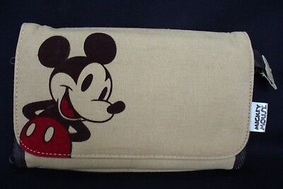 Mickey Mouse Disney Clutch Bag/Purse/Wallet