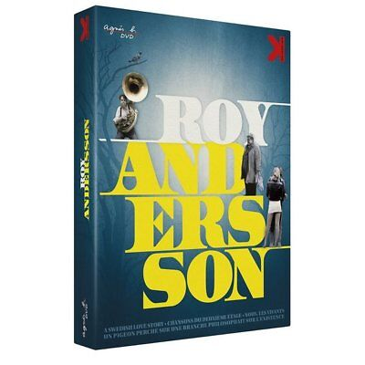 DVD Roy Andersson (4 DVD)
