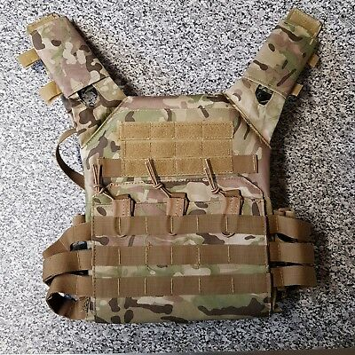 Plate Carrier JPC multicam